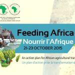 Feeding Africa 2015, Dakar, Senegal